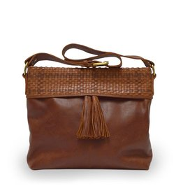 Shoulder Bag Nomi Cognac