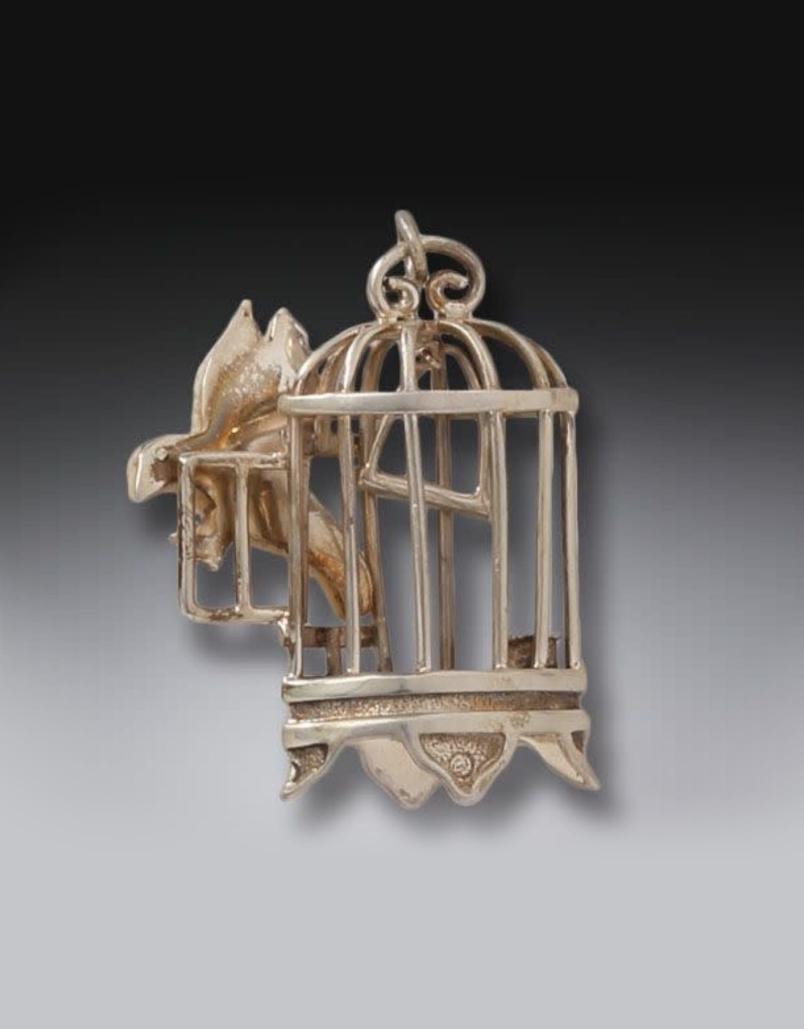 NK Freedom Bird Cage Fossil