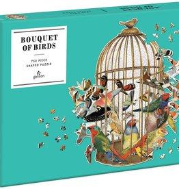 Puzzle Bouquet Of Birds