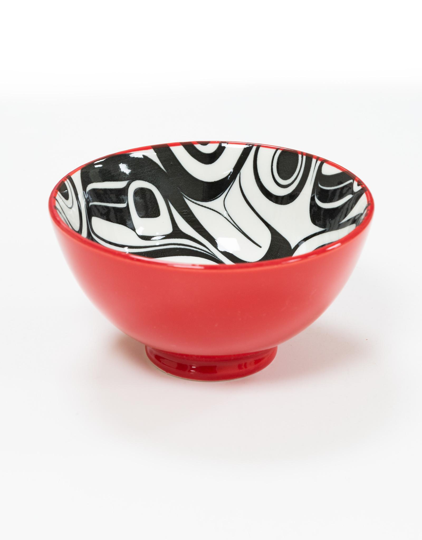 Panabo Sales Ltd. Small Raven Bowl