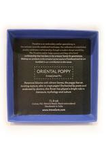 Pin Oriental Poppy