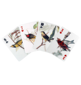Playing Cards 3D Bird
