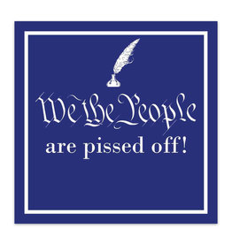 We The People Napkins