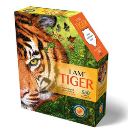 Puzzle I Am Tiger