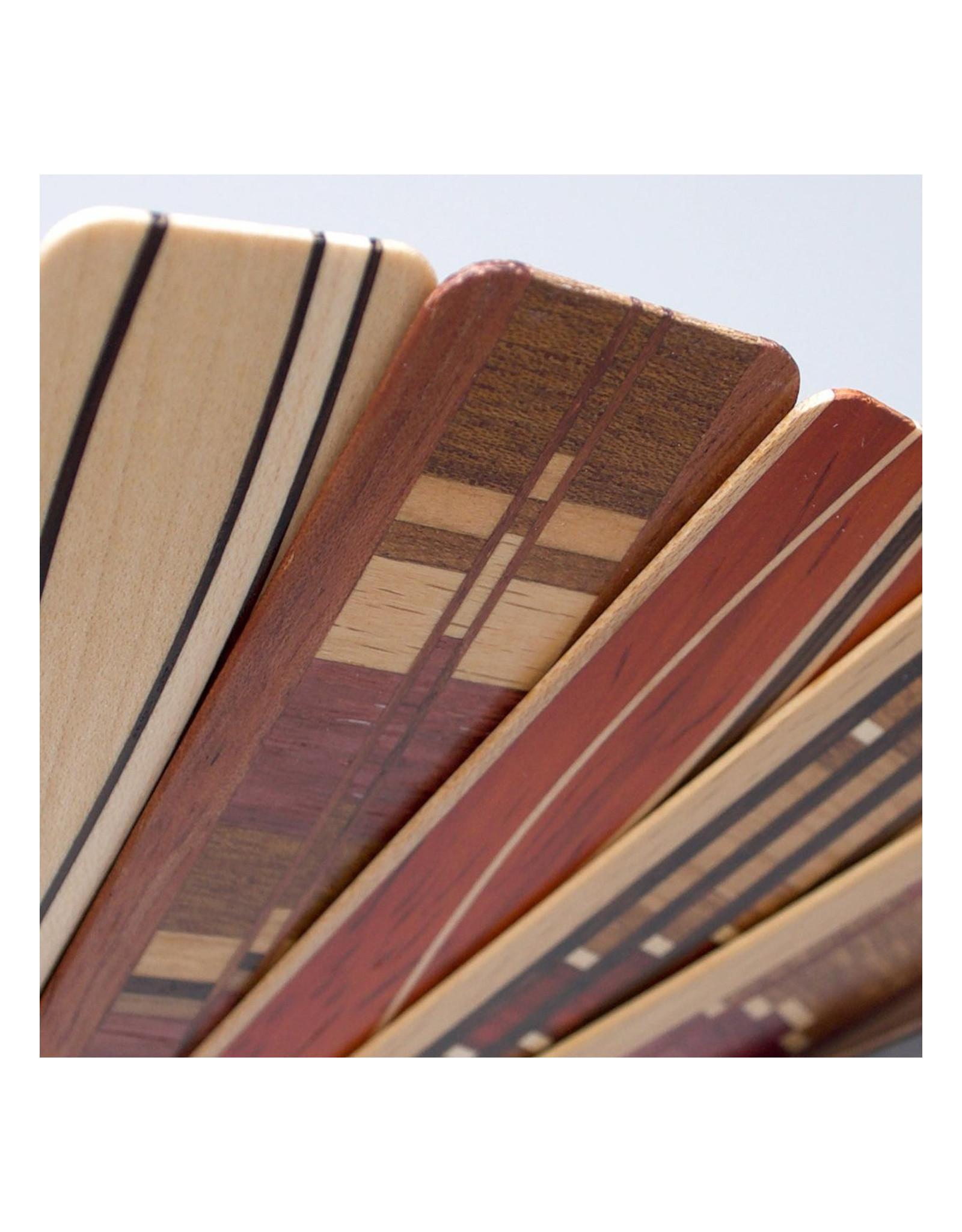 Bookmark Inlaid Wood