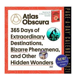 Page A Day Calendar Atlas Obscura 2021
