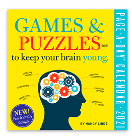 Games To Keep Your Brain Young 2021