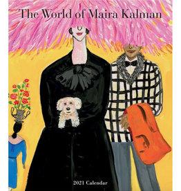 2021 Calendar World Of Maira Kalman