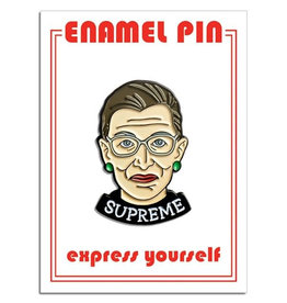 RBG Supreme Pin