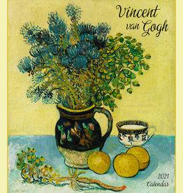 2021 Calendar Vincent Van Gogh Mini