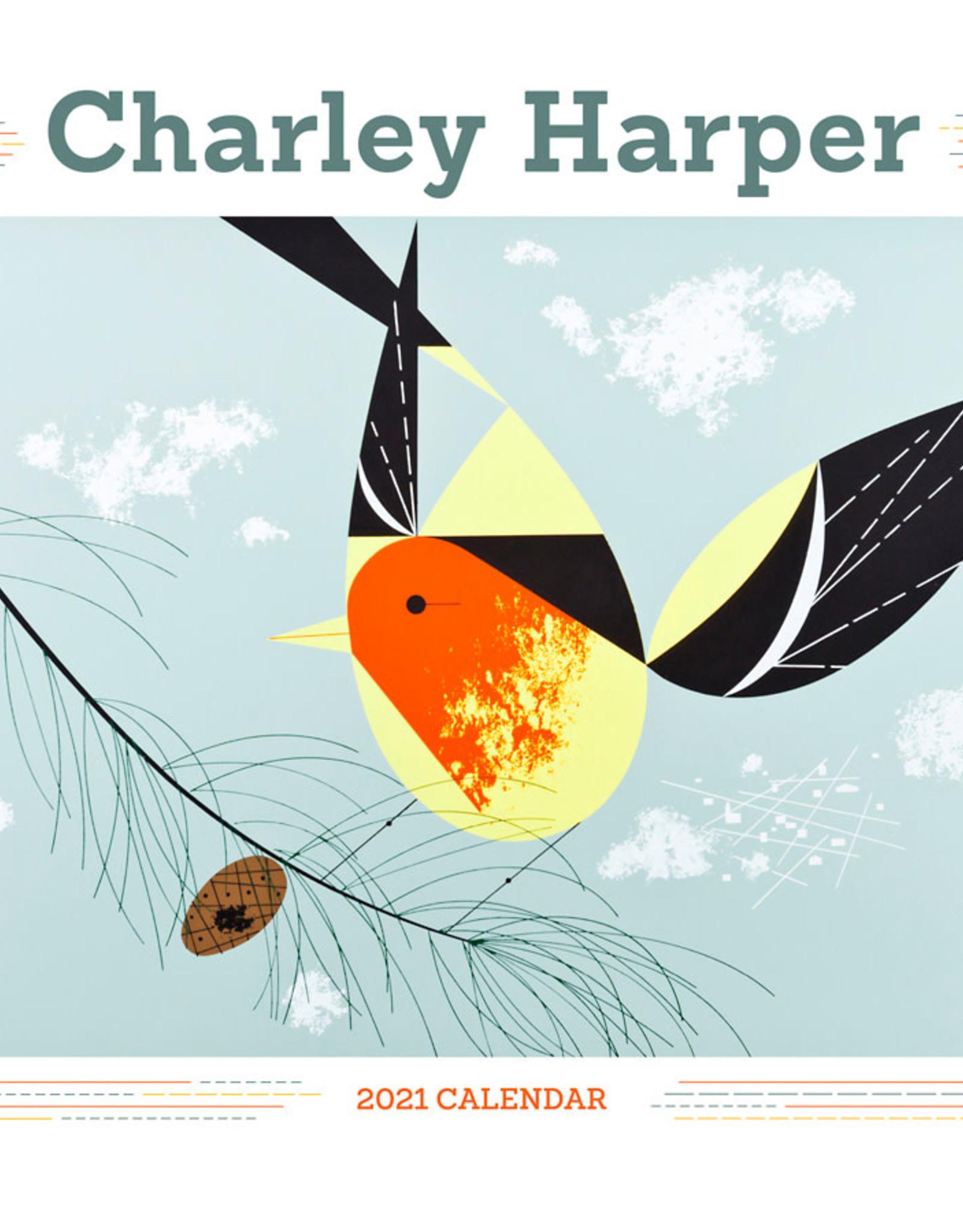 2021 Calendar Charley Harper Mini