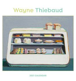 2021 Calendar Wayne Thiebaud