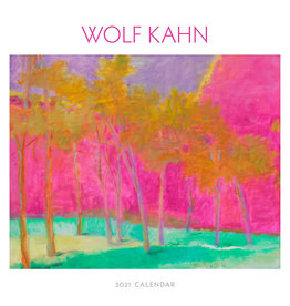 2021 Calendar Wolf Kahn