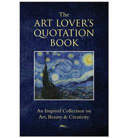 Art Lovers Quote Book