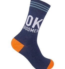 Socks OK Boomer