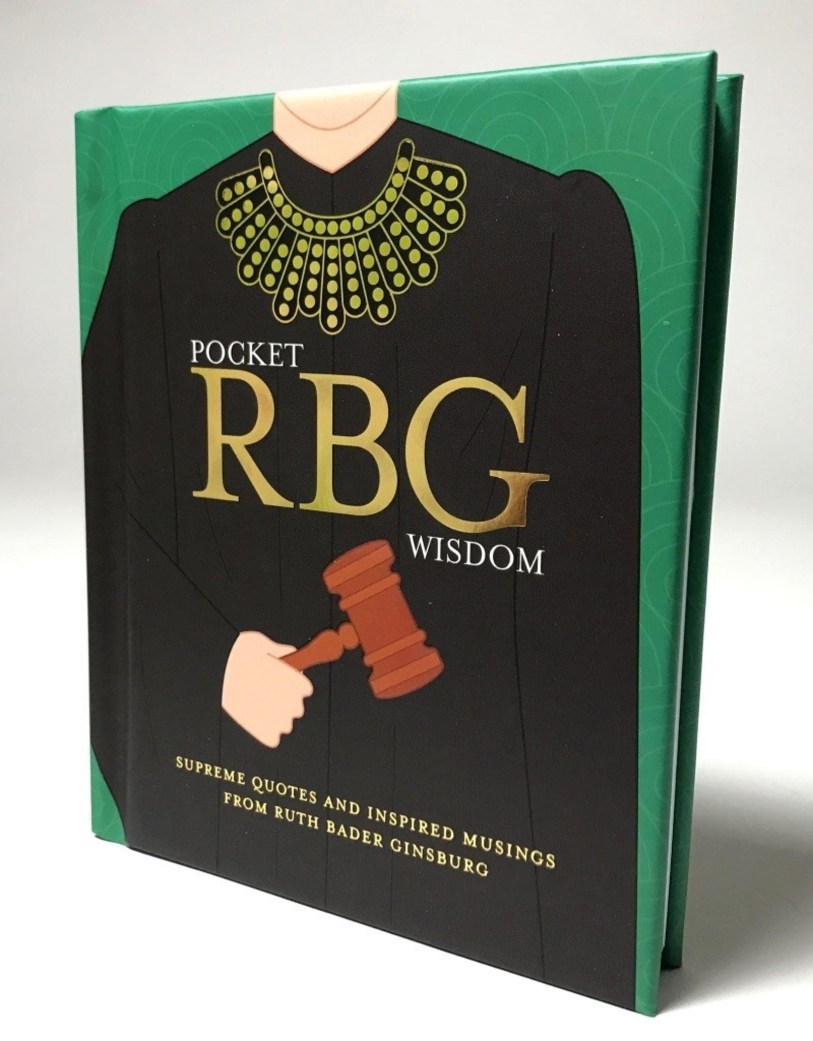 Pocket RBG Wisdom