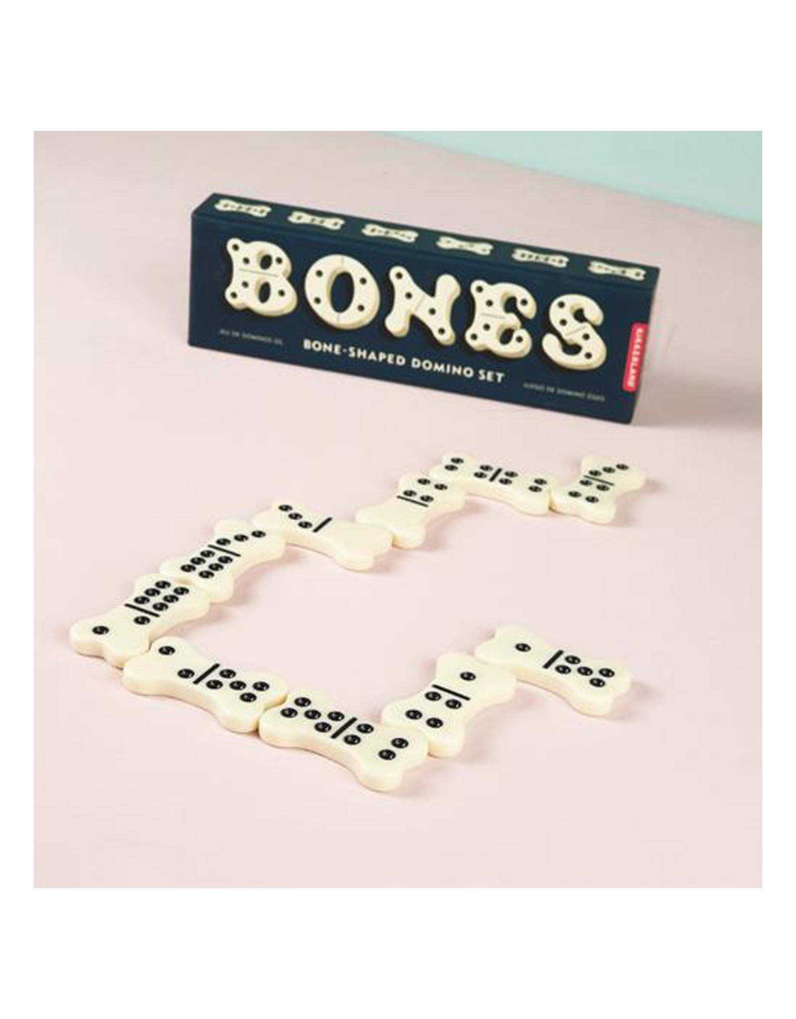Dog Bone Domino Set