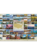 Puzzle National Parks Of The United States