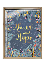 Abound In Hope Boxed Cards