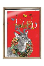 Boxed Cards Boho Deer