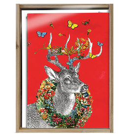 Boxed Cards Boho Deer