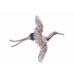 Flying Crane Pin