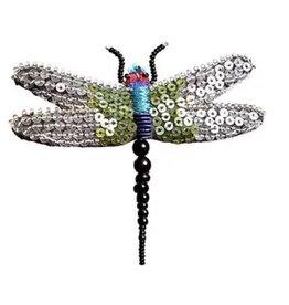 Flutter Fairy Brooch Pin