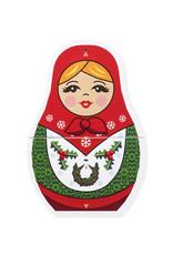 Cards Merry Matryoshka