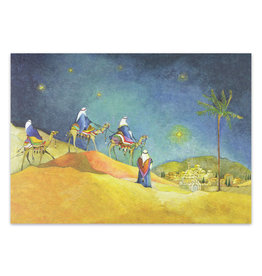 Boxed Cards Three Kings