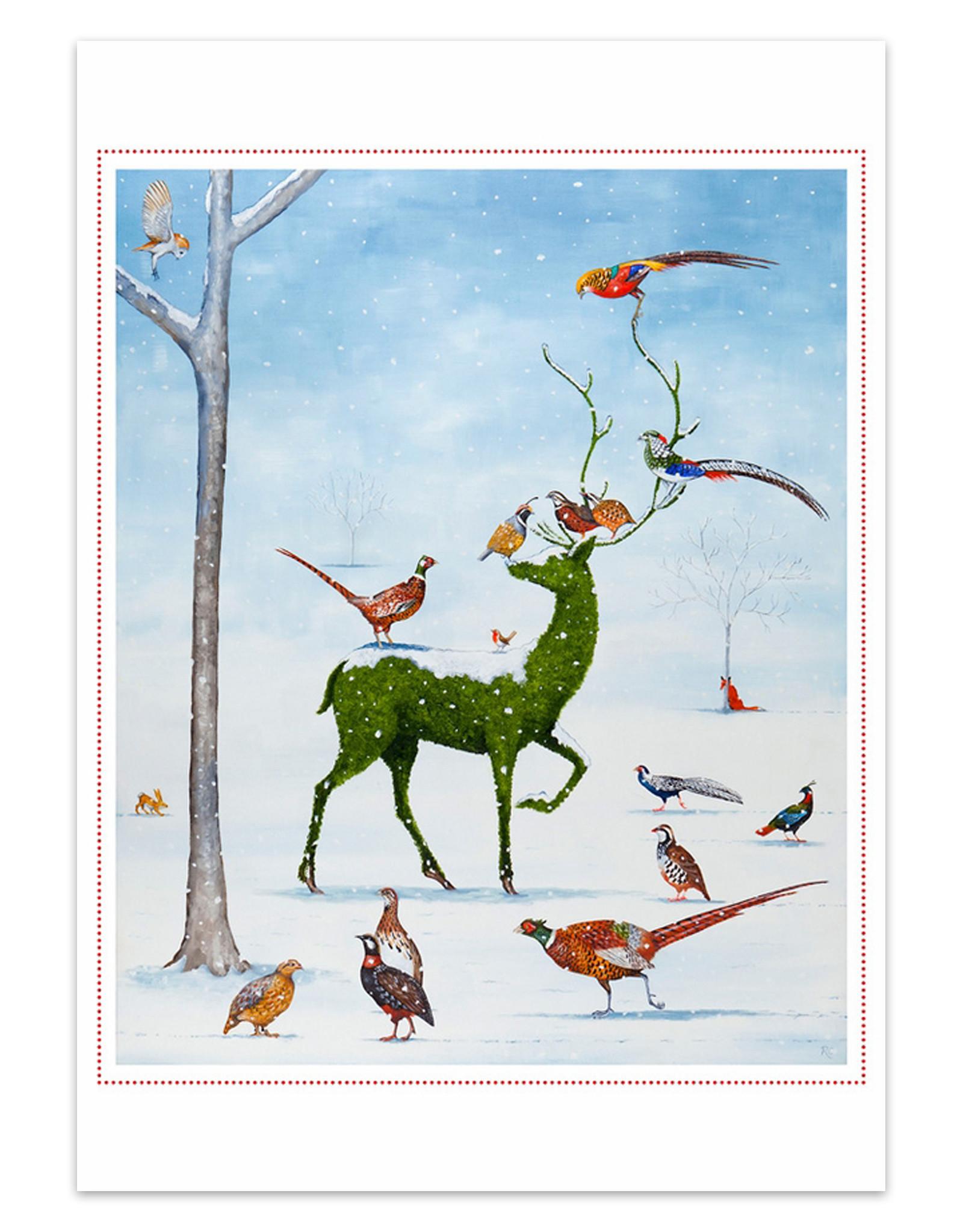 Cards Winter Wonderland