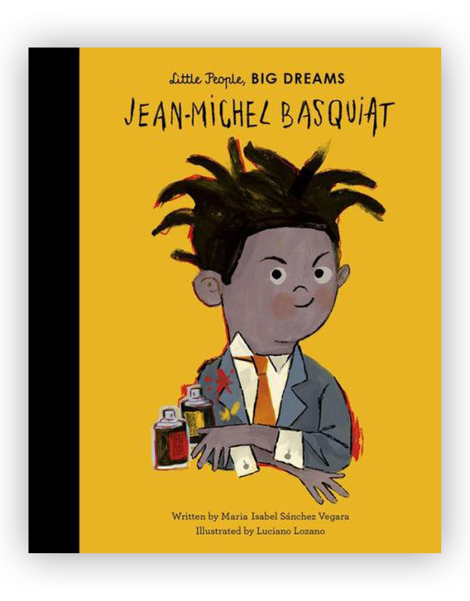 Little People, Big Dreams: Jean Michel Basquiat
