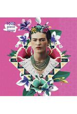 Puzzle Frida Kahlo Pink