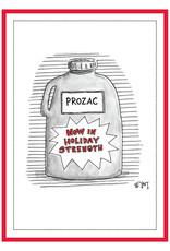 Cards Holiday Strength Prozac