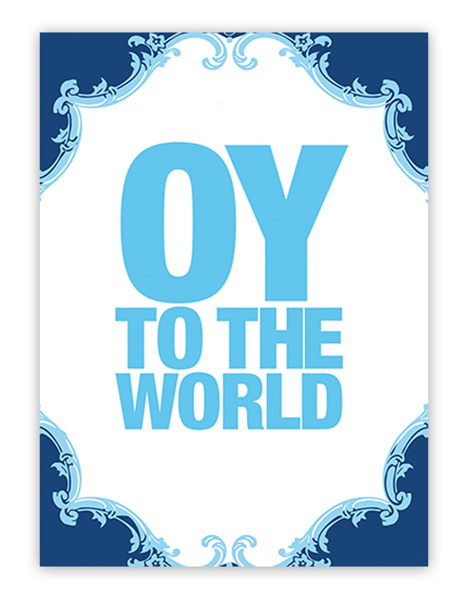 Cards Oy to the World