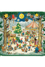 Advent Calendar Elves Festival