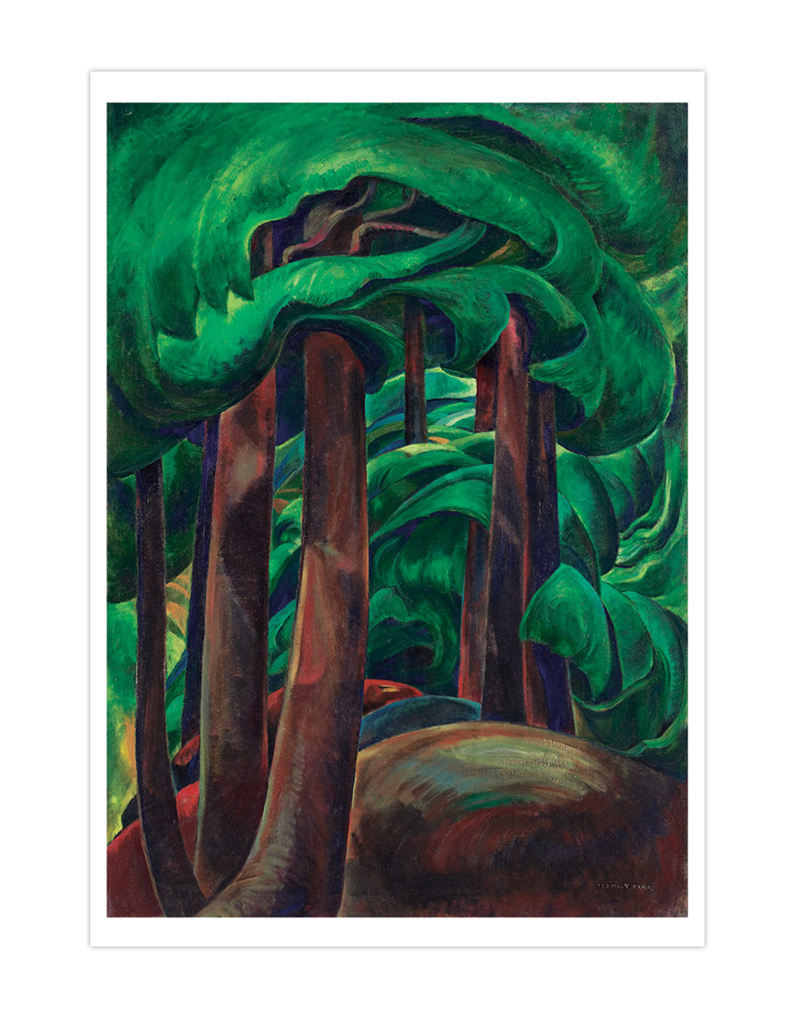 Boxed Cards Emily Carr
