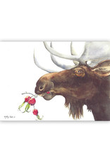Cards Moose Rosehips