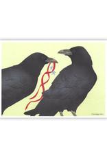 Cards Raven Pair