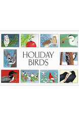 Cards Holiday Birds