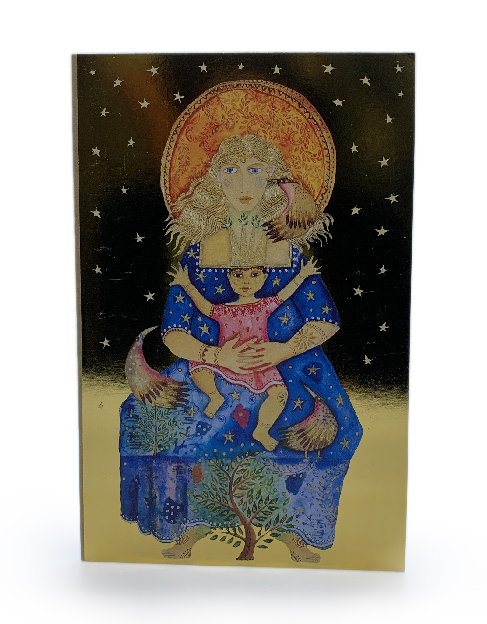 Cards Christmas Madonna