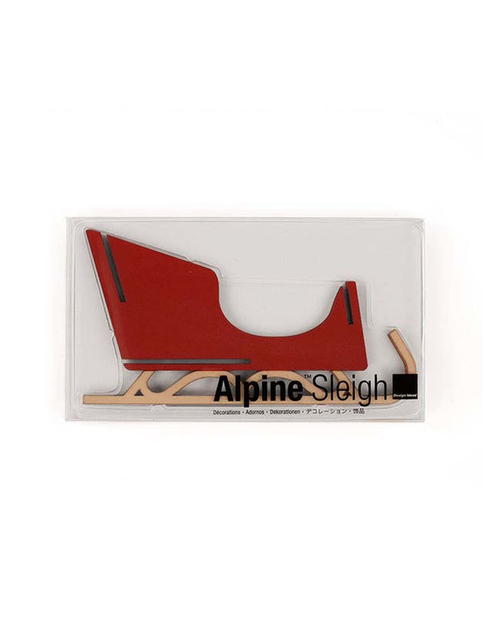 Alpine Sleigh