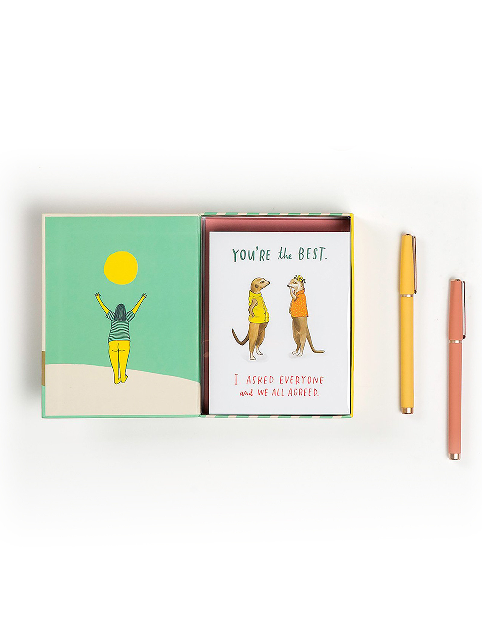 Boxed Cards Friendship
