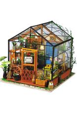 DIY Miniature Greenhouse