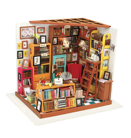 DIY Miniature Book Store