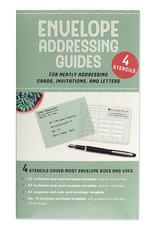 Envelope Address Guide