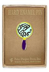 Enamel Pin UR2 Close