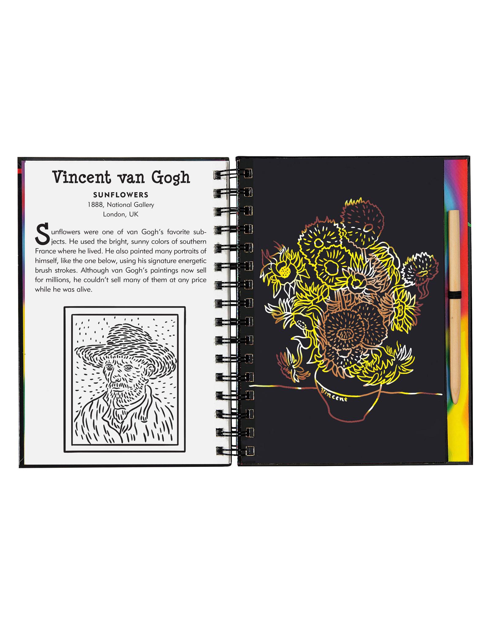 Sketchpad Scratch & Sketch Fine Art