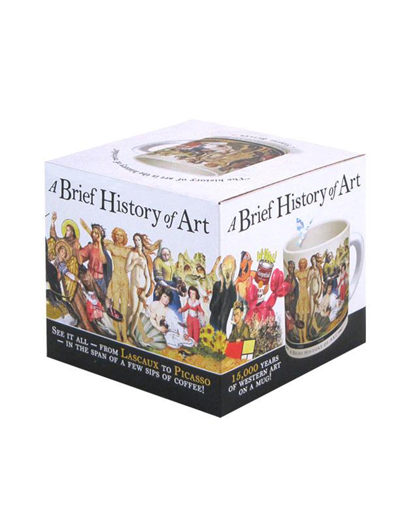 Mug Brief History of Art
