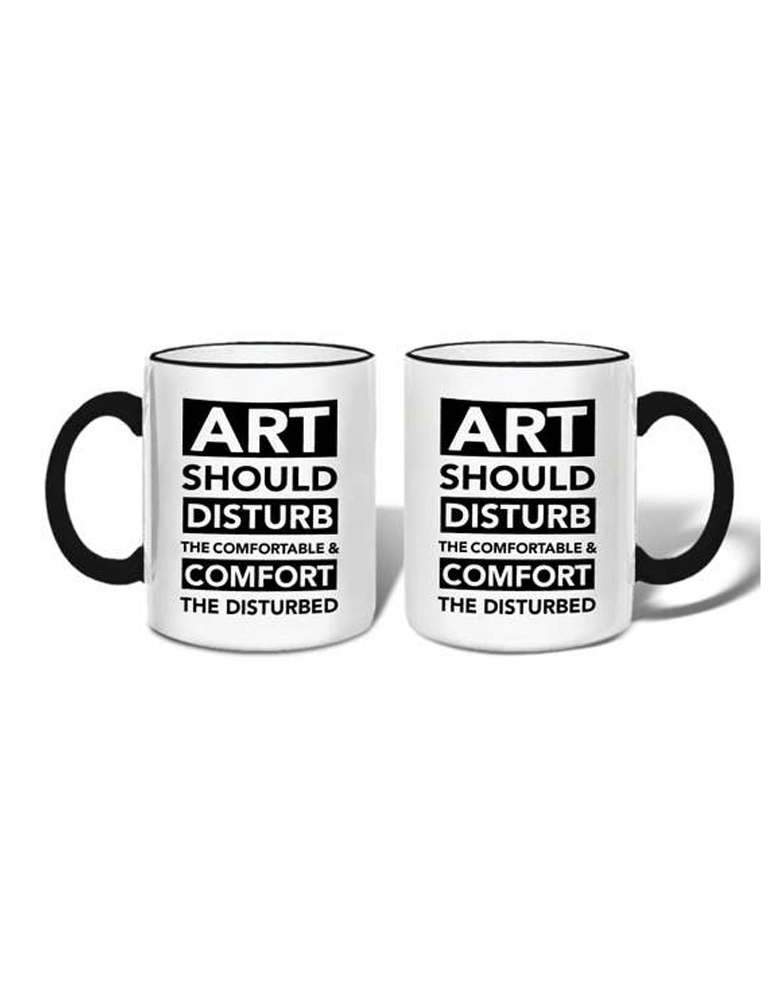 Art Should Disturb Mug