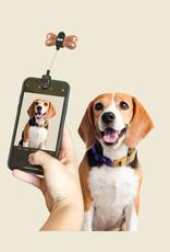 Dog Treat Selfie Clip